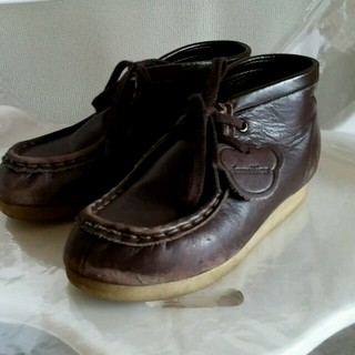 ファミリア(familiar)のファミリア 革靴 18センチ(その他)