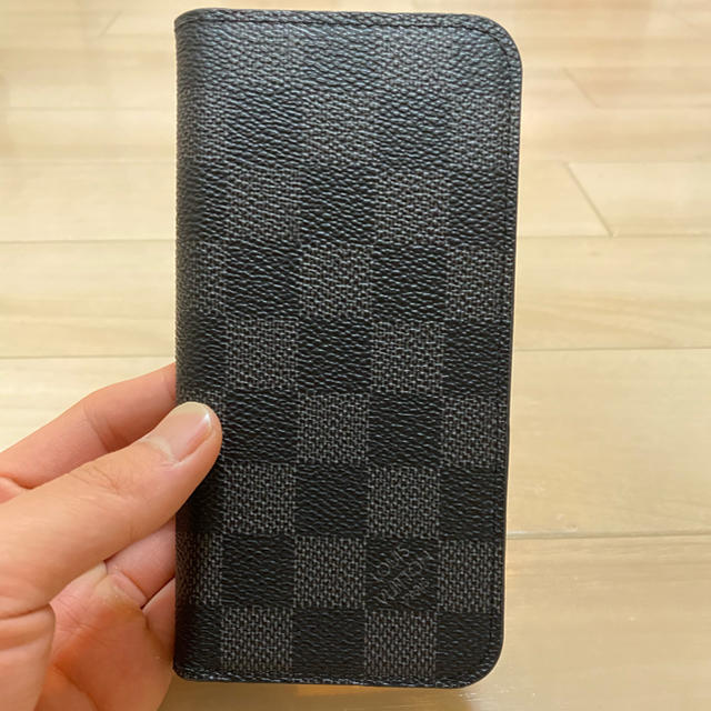 LOUIS VUITTON - ルイヴィトン LOUIS VUITTON ダミエ iPhone Xケース の通販