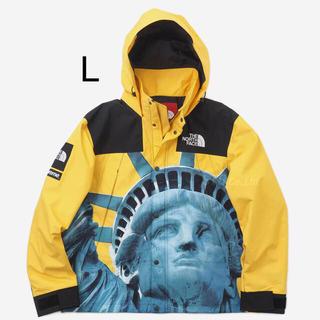 シュプリーム(Supreme)のLサイズ Mountain Jacket Yellow(マウンテンパーカー)