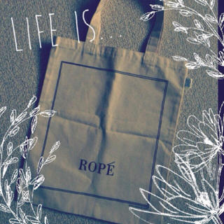 ロペ(ROPE)のROPE バッグ(トートバッグ)