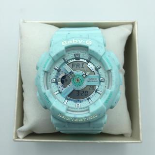 ベビージー(Baby-G)のベビージーレディース腕時計3月発売新作アイスクリームパステルカラー定価16000(腕時計)