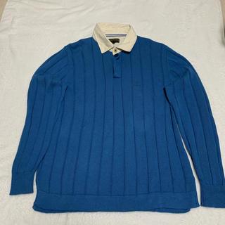 マックレガー(McGREGOR)のMcGREGOR  襟付き ニットセーター(ニット/セーター)