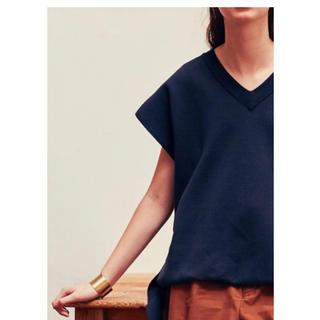 アンユーズド(UNUSED)のYOKE TOKYO share Knit vest(ニット/セーター)