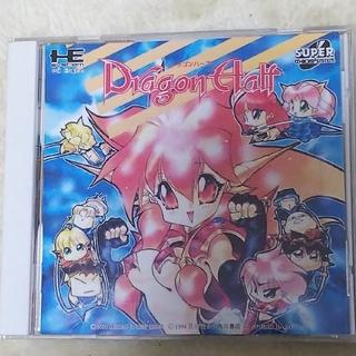 NEC - ドラゴンハーフ Dragon Half PCエンジン SUPER CD-ROM2