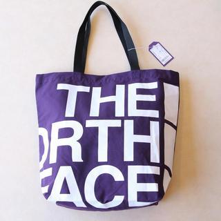THE NORTH FACE - ノースフェイスパープルレーベル Logo Tote