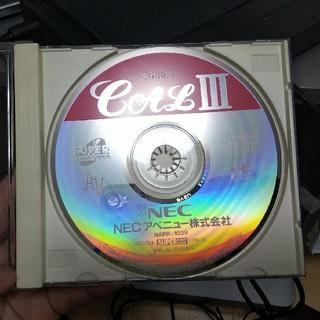 NEC - CALⅢ キャル3 完結編 PCエンジン SUPER CD-ROM2