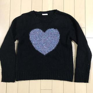 ジーユー(GU)の子供服 GU セーター(ニット)