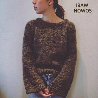 ファビアンルー(Fabiane Roux)の【新品】19AW nowos MIX ニット(ニット/セーター)