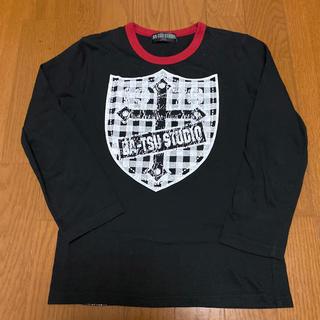 バツ(BA-TSU)のバツスタジオ 長T   長袖Tシャツ ロンT  130(Tシャツ/カットソー)
