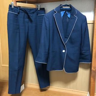 オリヒカ(ORIHICA)のORIHICA ウォッシャブル スーツ ジャケット パンツ セット 上下 XS(スーツ)