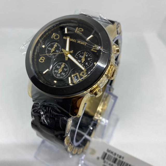 ロレックス 時計 100万 / Michael Kors - Michael Kors 腕時計【MK5191】の通販