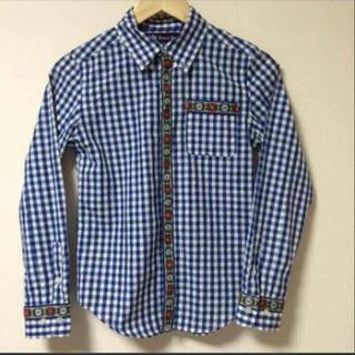 ビームスボーイ(BEAMS BOY)のBEAMS BOY ギンガムチェックシャツ(シャツ/ブラウス(長袖/七分))