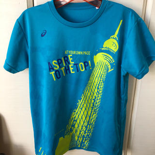 アシックス(asics)のTシャツ(Tシャツ(半袖/袖なし))