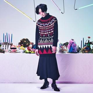 Yohji Yamamoto - 【完全受注生産】ha za ma 因果に背き、確かに見据えたハイネックニット