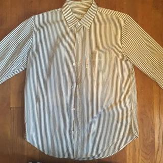 ビームスボーイ(BEAMS BOY)のストライプシャツ ビームス 襟付きシャツ Yシャツ(シャツ/ブラウス(長袖/七分))