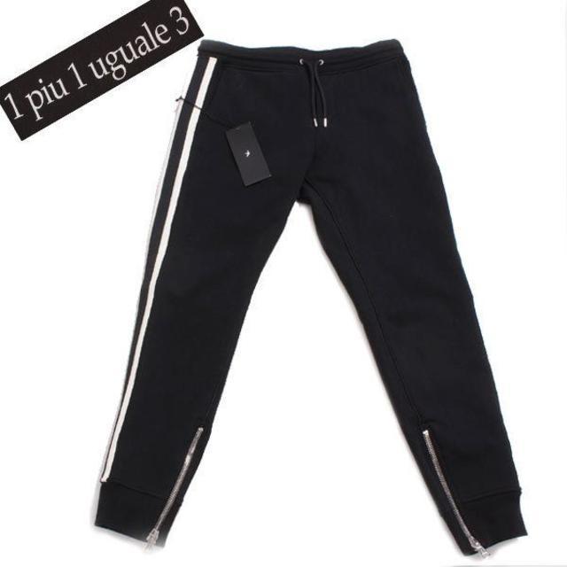 1piu1uguale3(ウノピゥウノウグァーレトレ)の新品 1PIU1UGUALE3 トラックパンツ メンズのパンツ(その他)の商品写真