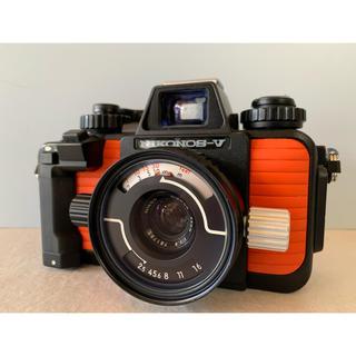 ニコン(Nikon)の★ ニコン NIKONOS-V オレンジ 【レンズセット】(フィルムカメラ)