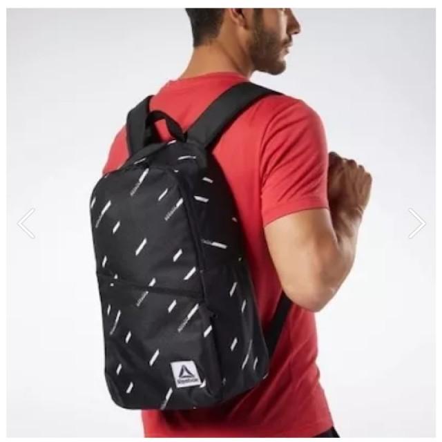 Reebok(リーボック)の新品未使用!Reebok リュックサック バックパック レディースのバッグ(リュック/バックパック)の商品写真