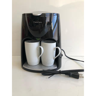 Francfranc - FrancFranc コーヒーメーカー