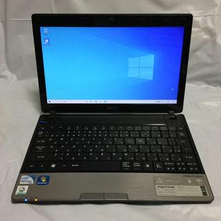 エイサー(Acer)のAcer Aspire 1830Z-A52C/S(ノートPC)