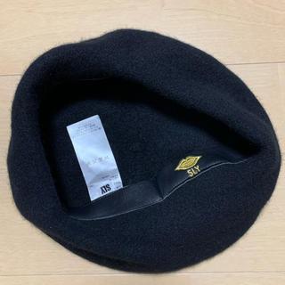 SLY - SLY スライ ベレー帽 ブラック