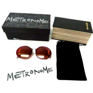 Stella McCartney - 定価96,800円 METRONOME サングラス Round&Round