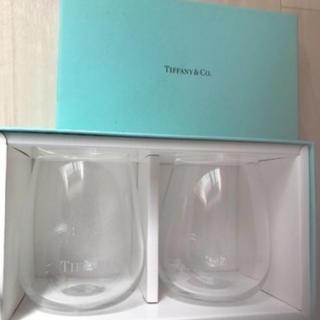 ティファニー(Tiffany & Co.)のティファニー タンブラー 二個セット 新品 5/31まで値下げ(タンブラー)