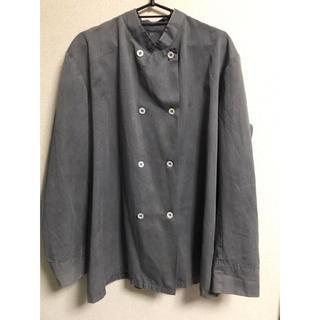 エンジニアードガーメンツ(Engineered Garments)の後染め コックシャツ vintage ダブルブレスト(カバーオール)
