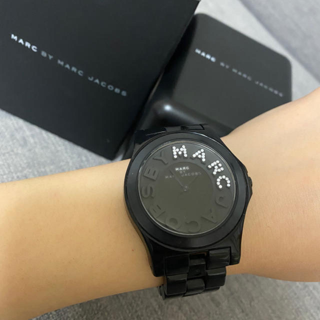 wired 時計 激安 vans 、 MARC BY MARC JACOBS - マークバイマークジェイコブス MARC BY MARC JACOBS 腕時計の通販