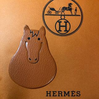 エルメス(Hermes)のエルメス(HERMES)⭐️ピカブック ブックマーカー 馬 (その他)