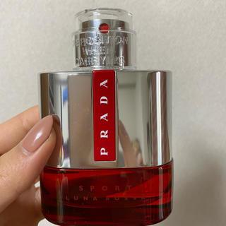 プラダ(PRADA)のPRADA ルナロッサスポーツ オードトワレ(香水(男性用))
