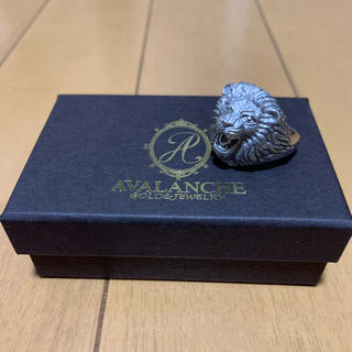 アヴァランチ(AVALANCHE)のアバランチ タイガーリング  メンズ17号(リング(指輪))