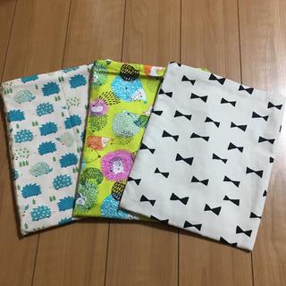 sale!!ハリネズミ用寝袋♡3枚セット③(その他)