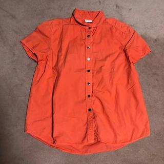 ビュルデサボン(bulle de savon)のオレンジシャツ (シャツ/ブラウス(長袖/七分))