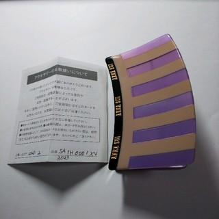 アナスイ(ANNA SUI)のレア  新品 未使用 アナスイ シアタープロダクツ コラボ  ヘアクリップ (バレッタ/ヘアクリップ)