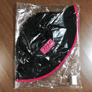 スピンズ(SPINNS)の【新品未使用】アバンティーズ 帽子 バゲットハット 黒 スピンズ SPINNS(ハット)