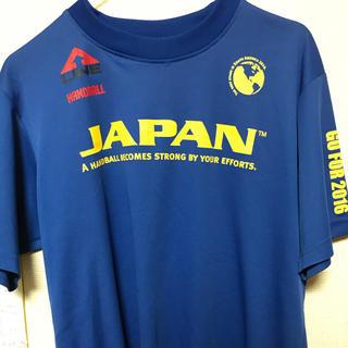 ハンドボールTシャツ JAPAN(スポーツ)