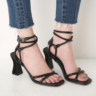 SLY - SLY CROSS TUBE HEAL SANDAL