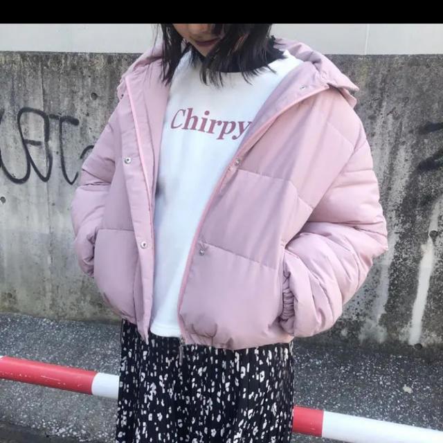 GRL(グレイル)のone way  ダウンジャケット レディースのジャケット/アウター(ダウンジャケット)の商品写真