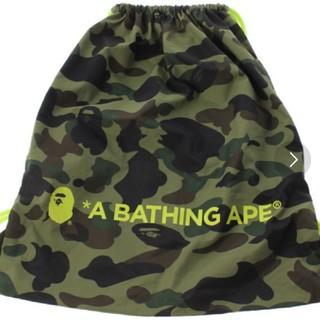アベイシングエイプ(A BATHING APE)のmei様専用◎美品◎APE リュック カモ柄(バッグパック/リュック)
