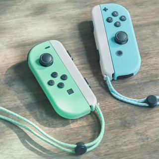 ニンテンドースイッチ(Nintendo Switch)の新品未開封 あつまれどうぶつの森 Joy-Con (L)/(R) スイッチ(その他)