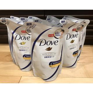 ユニリーバ(Unilever)のDove ダヴ ボディウォッシュプレミアムモイスチャーケア つめかえ用(ボディソープ/石鹸)