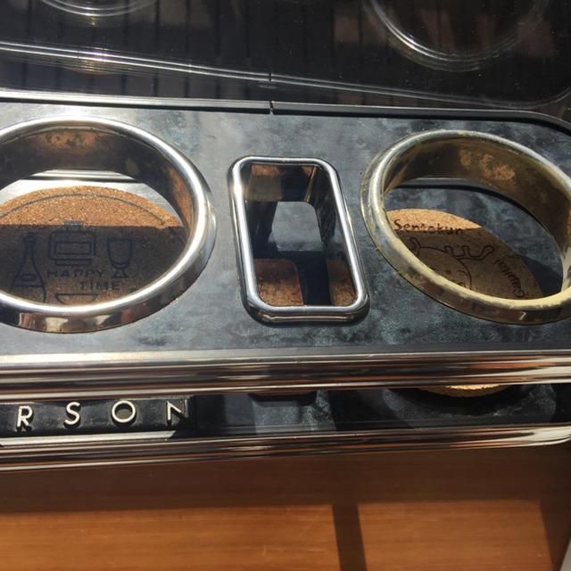 アトレーワゴンs320系 フロントテーブル 値下げ 自動車/バイクの自動車(車内アクセサリ)の商品写真