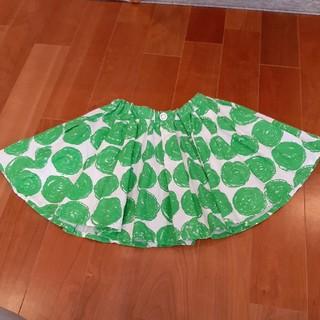 アコバ(Acoba)の丸高衣料 acobaスカート 110(スカート)