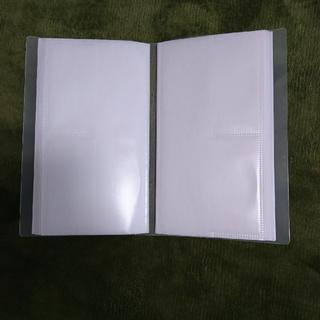 ムジルシリョウヒン(MUJI (無印良品))の無印CD,DVD収納ホルダー(CD/DVD収納)
