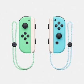ニンテンドースイッチ(Nintendo Switch)のあつまれどうぶつの森 ジョイコン 未開封(その他)