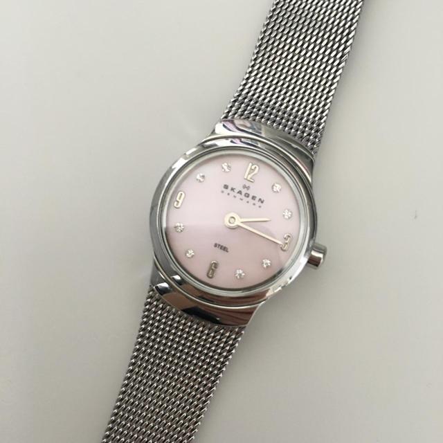 SKAGEN(スカーゲン)のSKAGEN レディース腕時計 レディースのファッション小物(腕時計)の商品写真