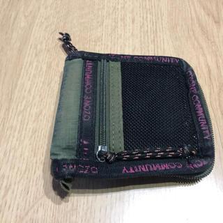 ヒステリックグラマー(HYSTERIC GLAMOUR)のヒステリックグラマー ozoneの財布(折り財布)