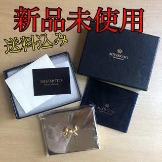 ミキモト(MIKIMOTO)のMIKIMOTO フェイスペーパー コンパクト(ミラー)
