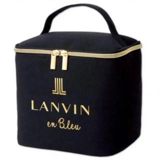 ランバンオンブルー(LANVIN en Bleu)のSweet付録☆ ランバン オン ブルー マルチボックス(メイクボックス)